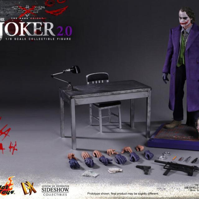 Hot Toy DX11 Joker 2.0