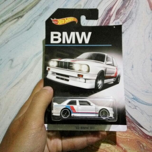 Hotwheels Re-stock Bmw M3