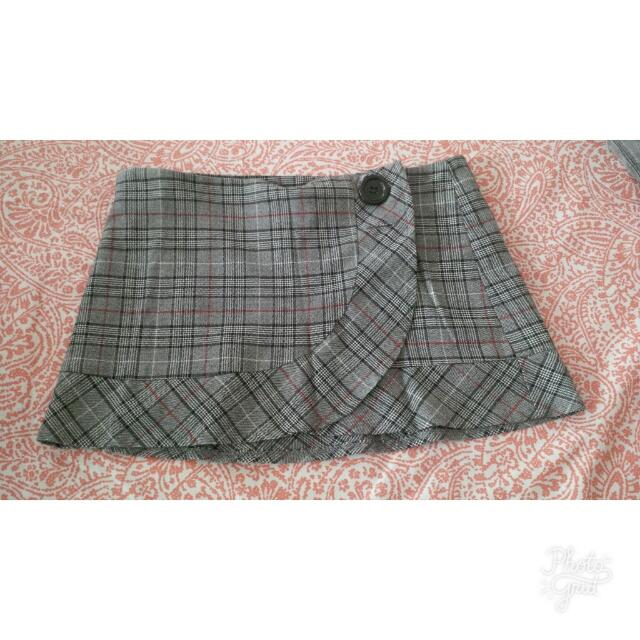 Imported Patterned Skirt