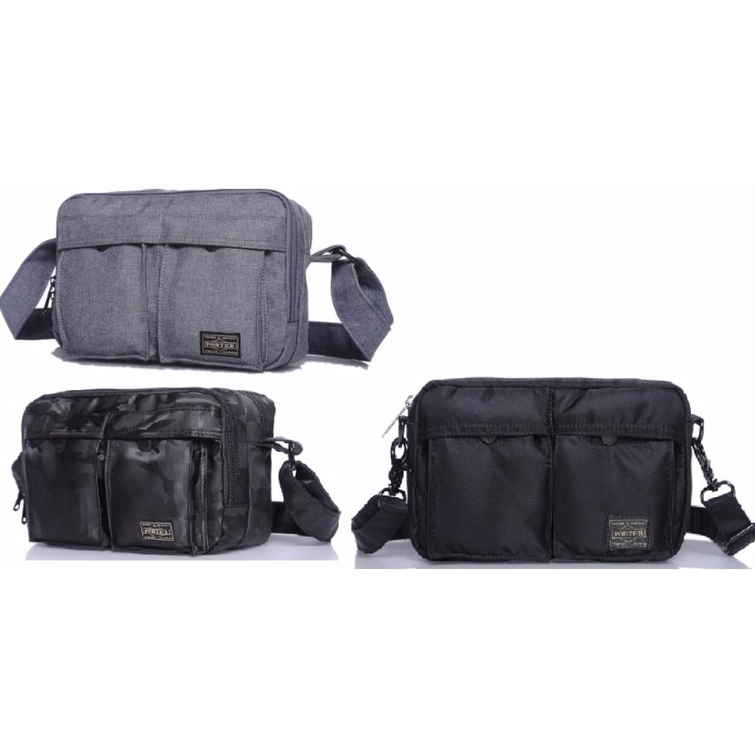 New Porter Tanker Sling Bag Est Men S Fashion Bags Wallets On Carou