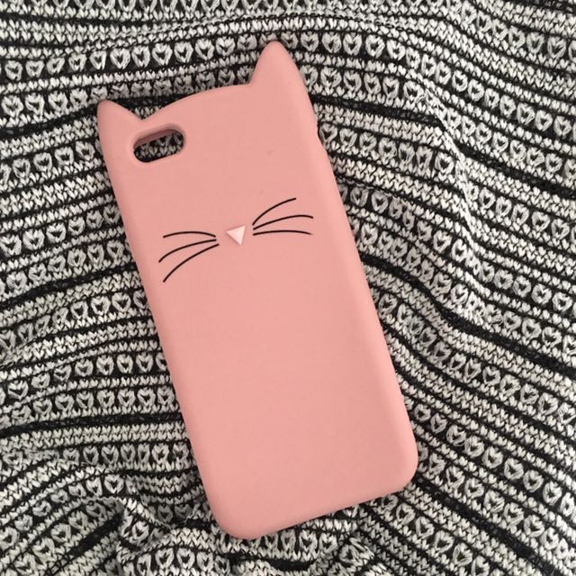 iPhone 6 Cat case