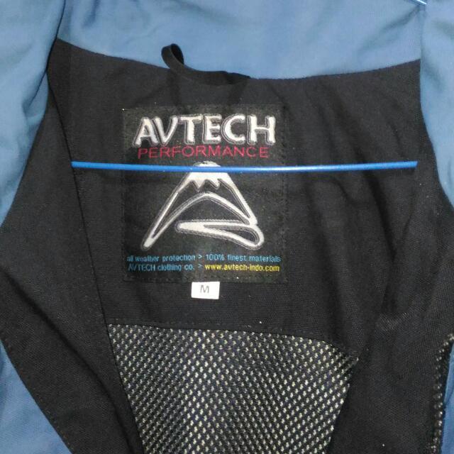 Jaket Avtech Windbreaker1453