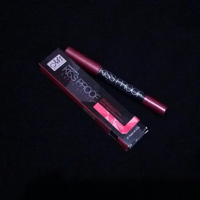 Kissproof Soft Lipstick