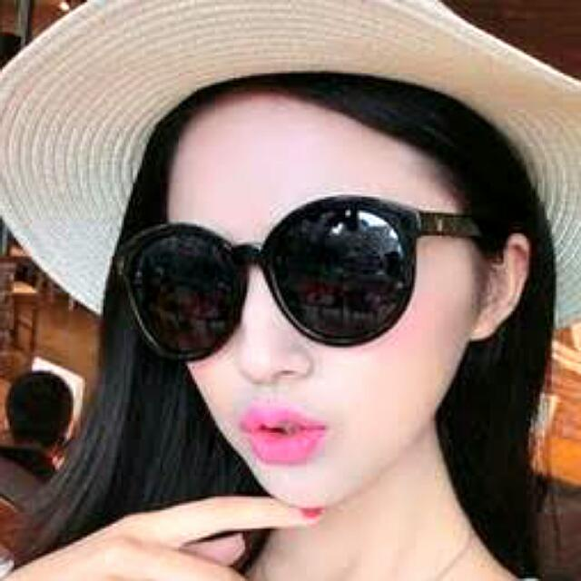 Korean Sunglasses Big Frames