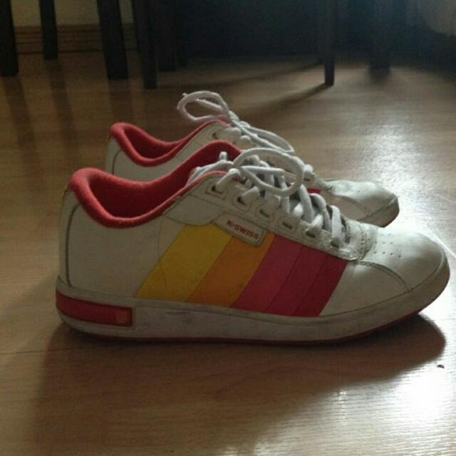 K-Swiss California Tennis Shoes