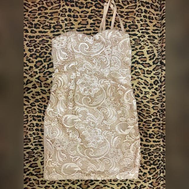 Lace top/dress