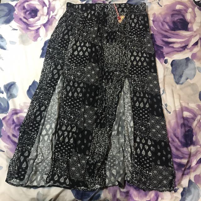 Lee Cooper Maxi Skirt Boho Hippie