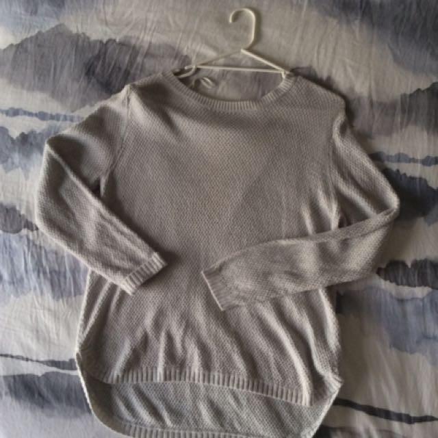 Light Grey Cotton On Jumper