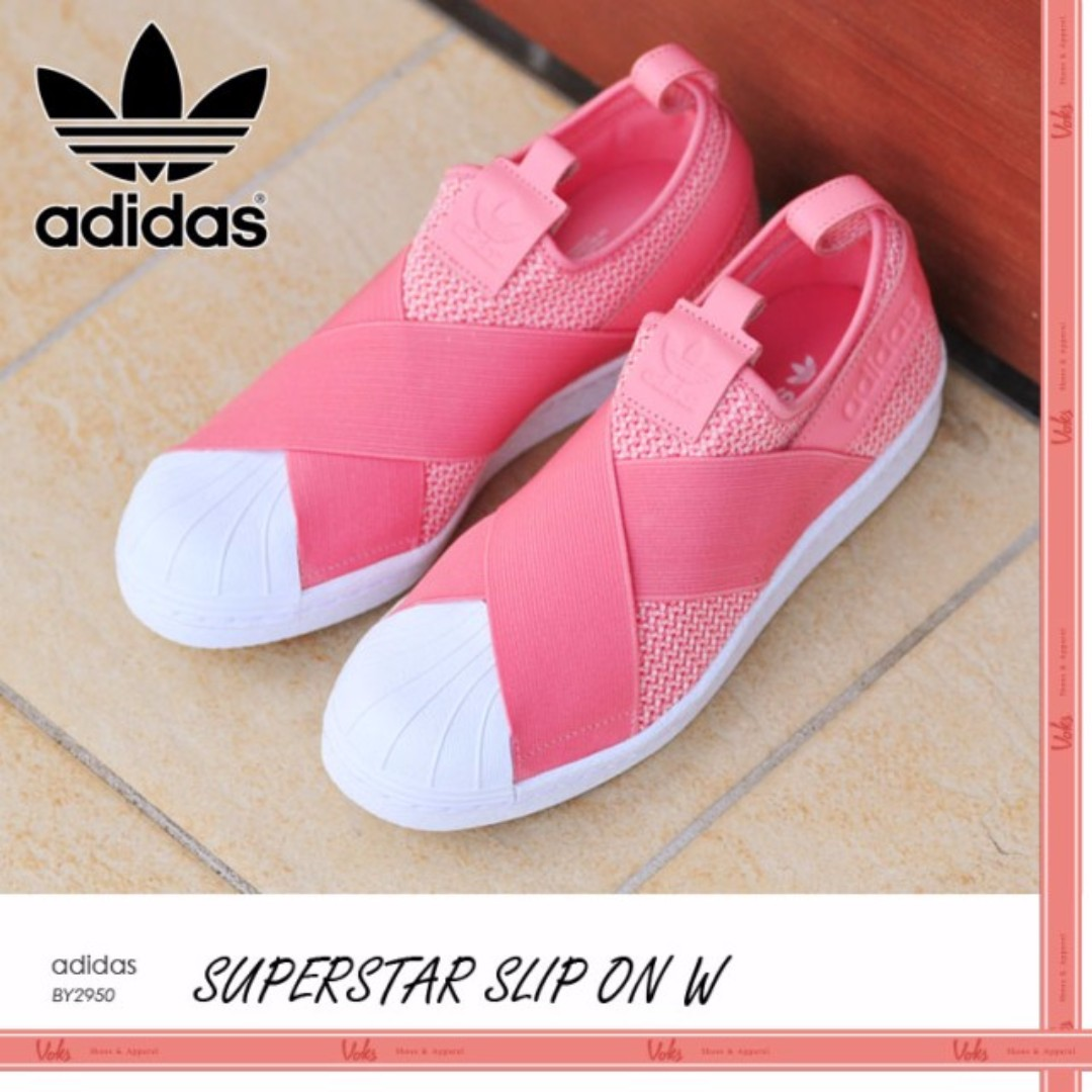 ireland adidas superstar slip on pink taiwan d9cda c52a6