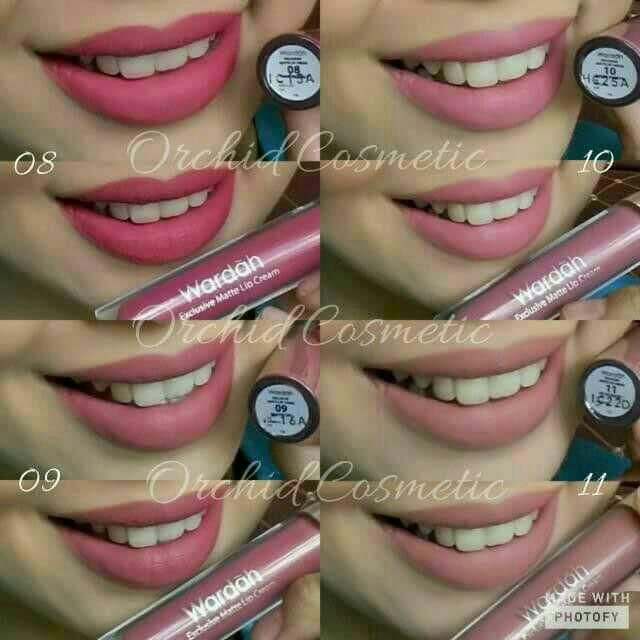Lip Cream Mattr Wardah