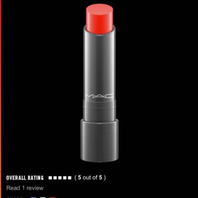 MAC Huggable Lipstick