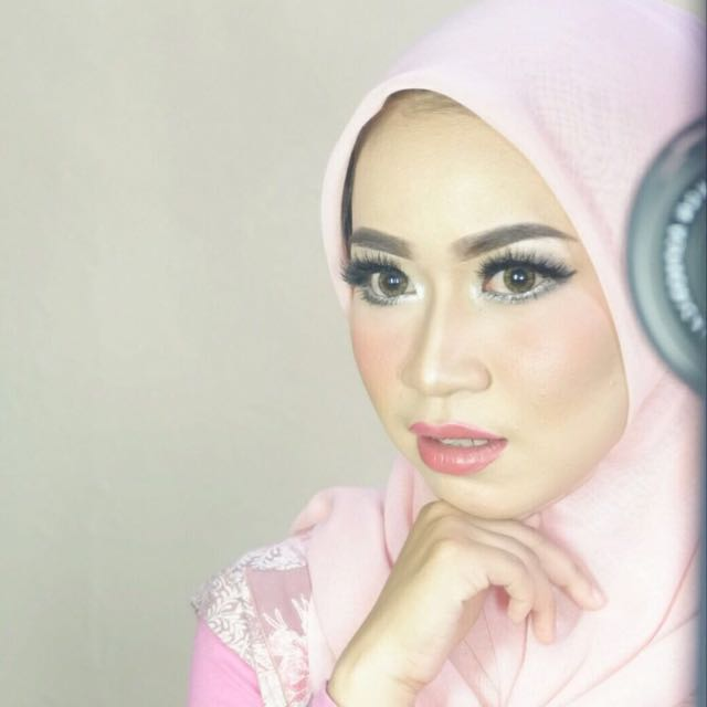 Make Up Wedding Look