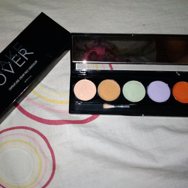 Makeover Conceal And Correct Palette