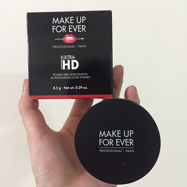 MAKEUPFOREVER HD超進化無暇微晶蜜粉