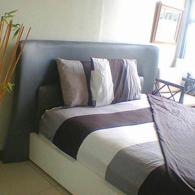 Malate Bay View 2 Bedrooms Unit