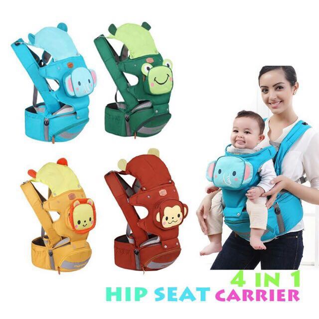 Mambo Baby 4in1 Hip Seat Carrier On Carousell