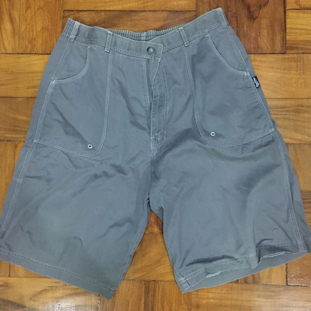 Maui And Sons Grey Shorts