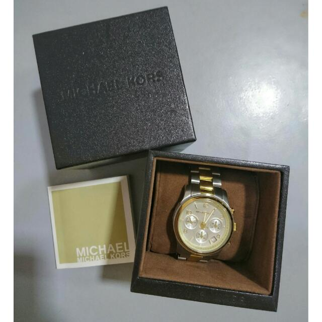 MICHAEL KORRS MEN'S WATCH
