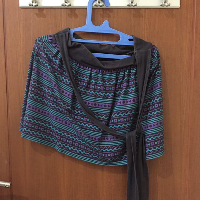 mini skirt triball