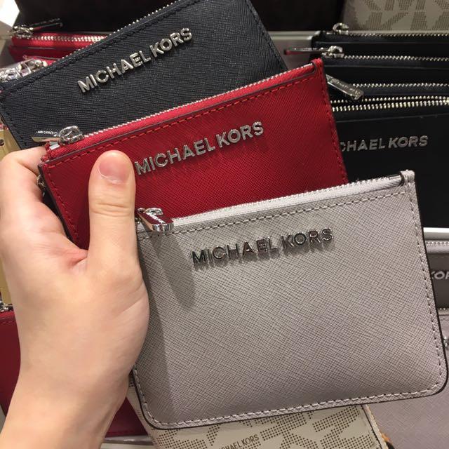 代購MK小零錢包