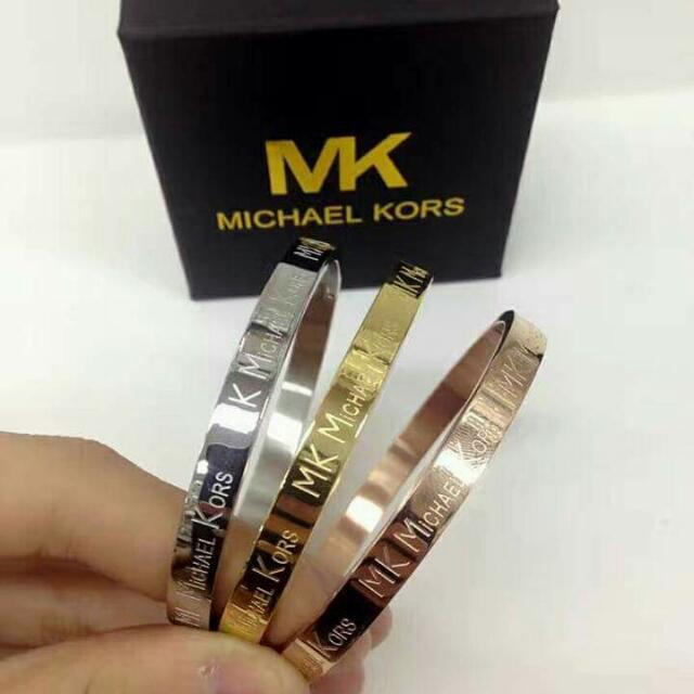 Mk quality bangle