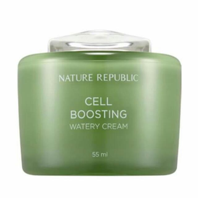 Nature Republic Cell Boosting Watery Cream 1ml. sampler