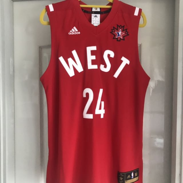 736985f86ba NBA All Star Game 2016 Kobe Bryant Swingman Jersey