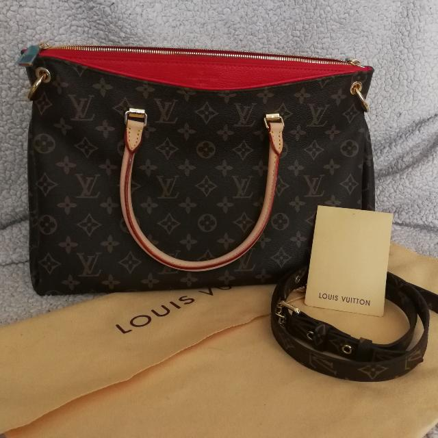 New LV Monogram Bag