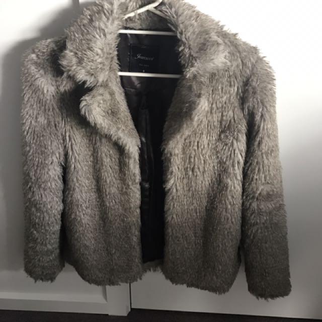 Nice jacket!