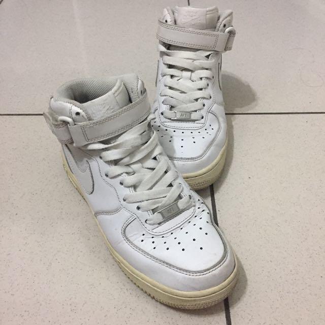Nike Air Force 經典不敗款 #二手品牌好鞋