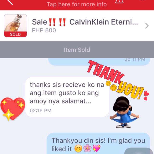 One of my happy and satisfied Customer ❤️