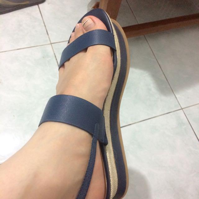 ORI PEDRO (wedges/platform Open Toe/slingback)