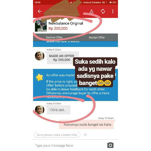 Owner Suka Sedih Kalo Kaya Gini:(((