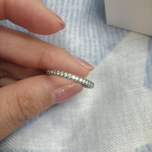 Pandora Silver Stackable Ring