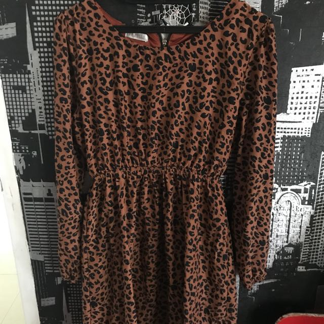 Panelli Mini Dress