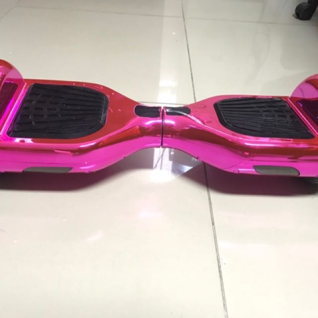 Pink Hover Board