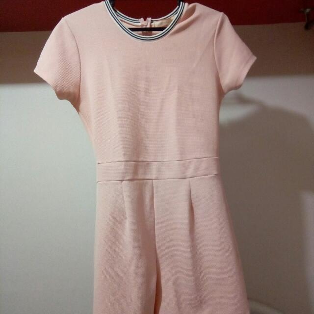 Pink Romper SM Dept Store