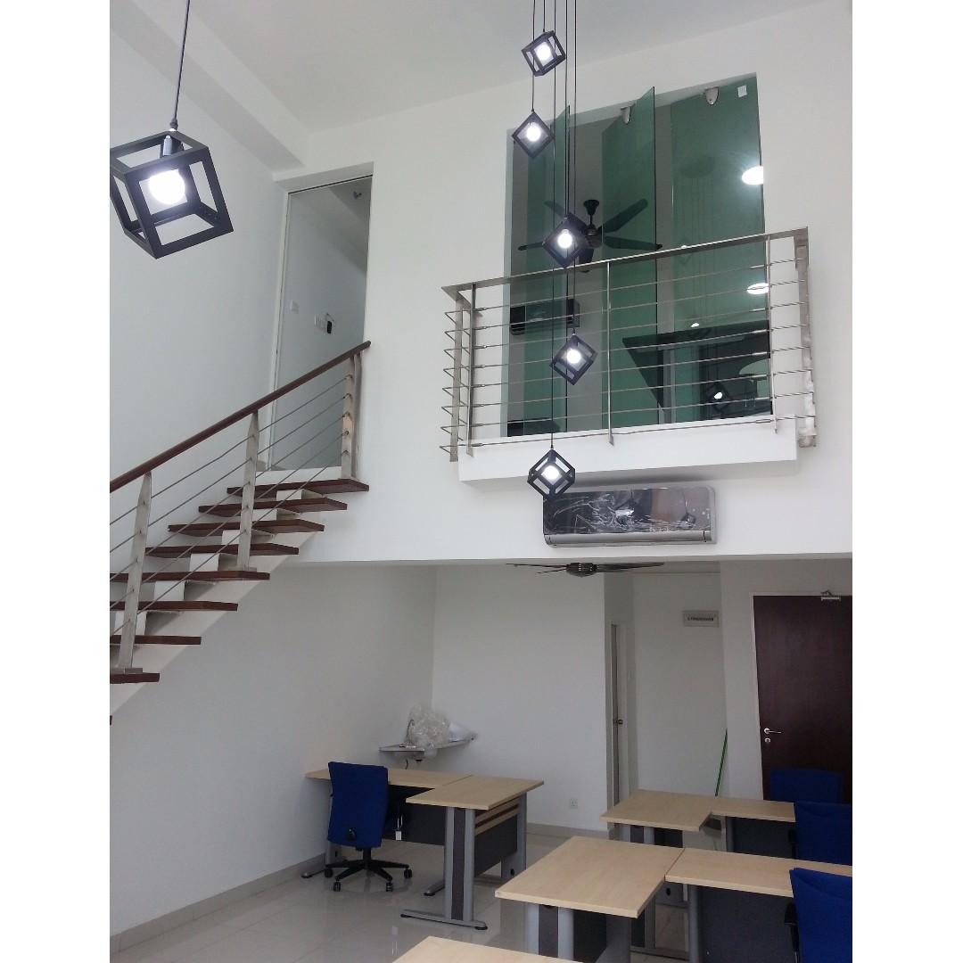 Find A Duplex For Rent: Plaza Azalea Duplex Office Seksyen 14 Shah Alam, Property