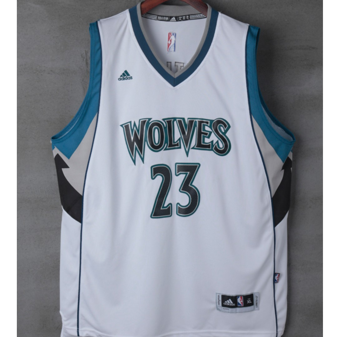 cheap for discount 46202 65918 PO] NBA Minnesota Timberwolves Jimmy Butler Swingman Jersey ...
