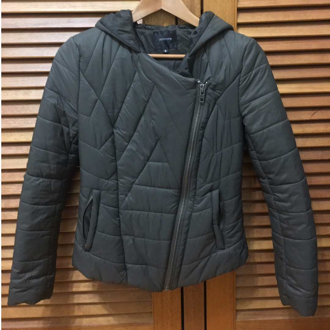 PORTMANS - Hooded Puffy Jacket