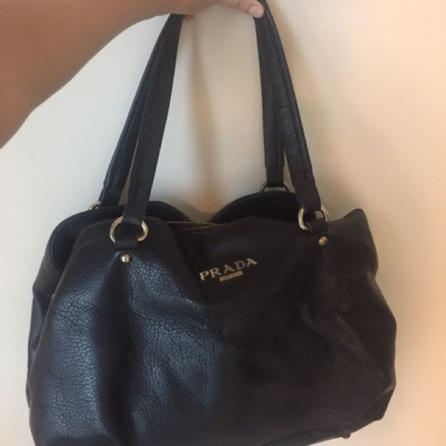Prada Bag Big Black