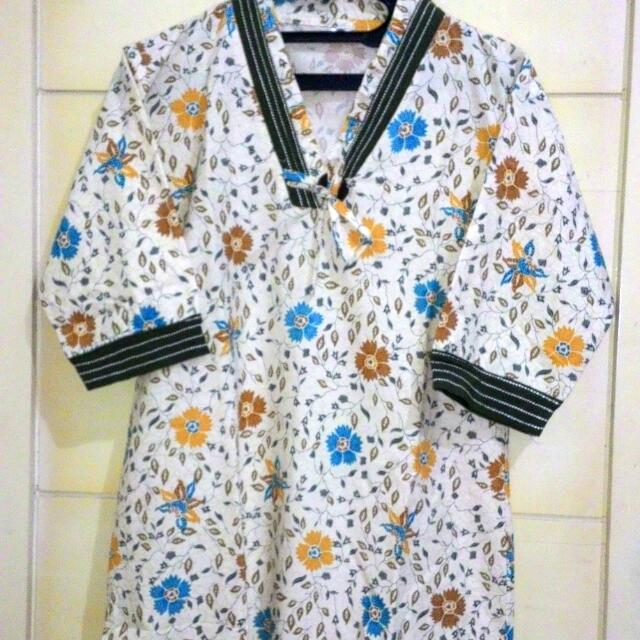 Preloved Batik Bunga
