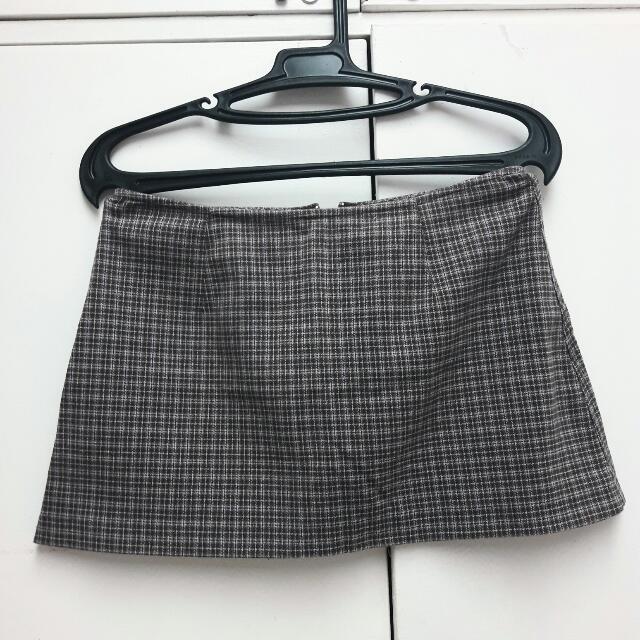 Preppy Mini Skirt