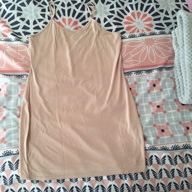 Pretty Little Thing Dress Pink