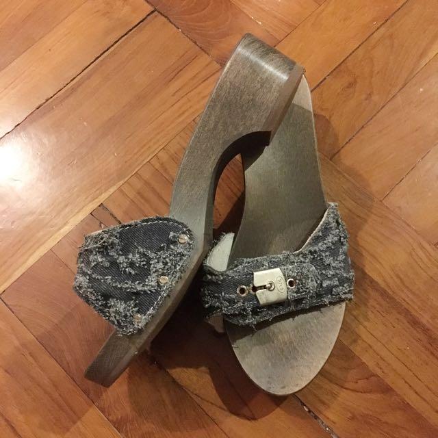 Scholl Sandals 爽健木屐