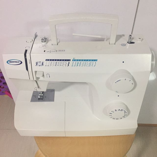 Semco Sewing Machine Home Appliances On Carousell Impressive Semco Sewing Machine