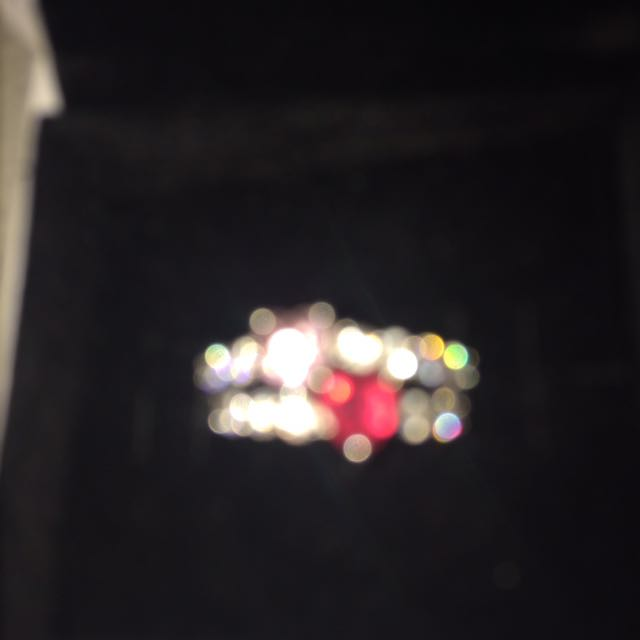 Silver Ring From Myer