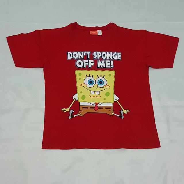 Spongebob Shirt