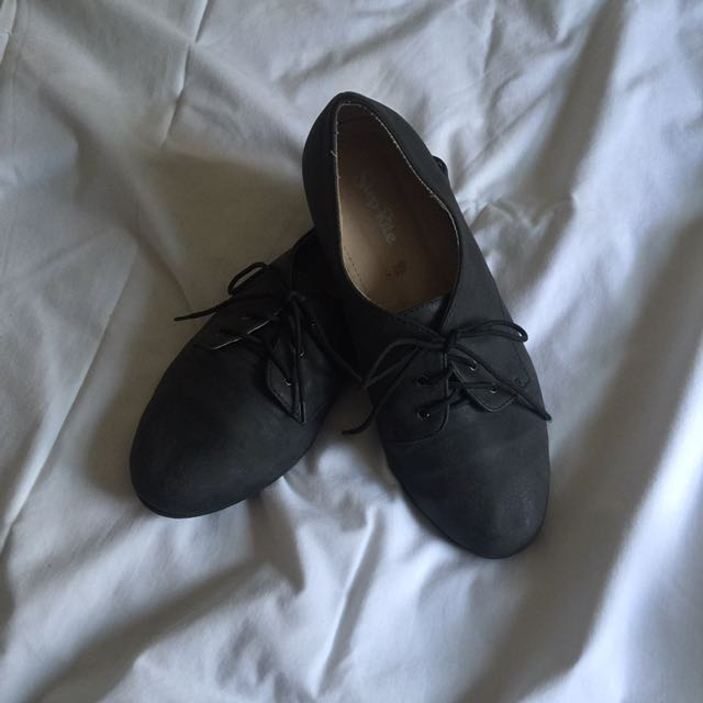 STEP-RITE Oxford Style Shoes