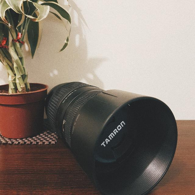 Tamron Lens For Canon 70-300mm